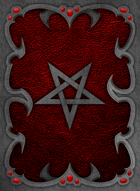 Infernal Rune Cards
