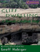 Cliff Dwelling: A Hand-Crafted Map