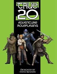 True20 Adventure Roleplaying on DriveThruRPG.com