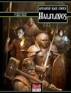 Advanced Race Codex: Halflings (d20 3.5)