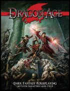 Dragon Age RPG Set One Cover Image