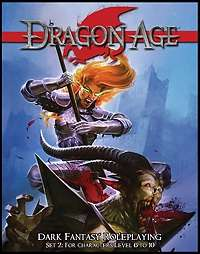 Dragon Age RPG, Set 2 on DriveThruRPG.com