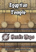 Heroic Maps: Egyptian Temple