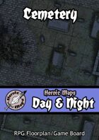 Heroic Maps - Day & Night: Cemetery