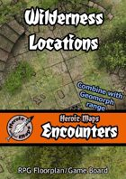 Heroic Maps - Encounters: Wilderness Locations