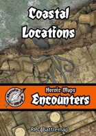 Heroic Maps - Encounters: Coastal Locations