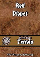 Heroic Maps - Terrain: Red Planet