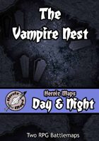 Heroic Maps - Day & Night: The Vampire Nest