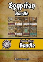 Heroic Maps - Egyptian [BUNDLE]