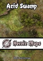 Heroic Maps - Acid Swamp