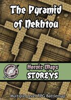 Heroic Maps - Storeys: The Pyramid of Nekhtou