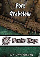 Heroic Maps - Fort Crabclaw