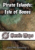 Heroic Maps - Pirate Islands: Isle of Bones