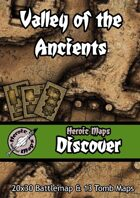 Heroic Maps - Discover: Valley of the Ancients