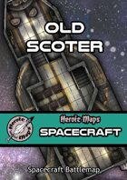 Heroic Maps - Spacecraft: Old Scoter