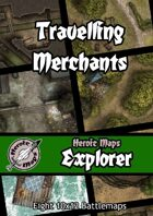 Heroic Maps - Explorer: Travelling Merchants