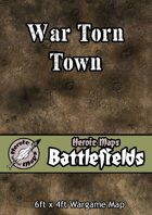 Heroic Maps - Battlefields: War Torn Town