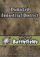 Heroic Maps - Battlefields: Damaged Industrial District