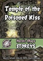 Heroic Maps - Storeys: Temple of the Poisoned Kiss