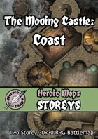Heroic Maps - Storeys: The Moving Castle - Coast