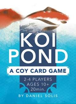 Koi pond a coy card game smart play games for Fish pond game
