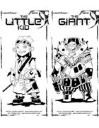 AW playbooks: the Giant and the Little Kid