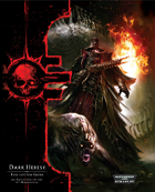 Dark Heresy Second Edition: Forgotten Gods