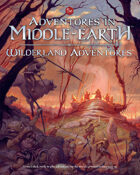 Adventures in Middle-earth Wilderland Adventures