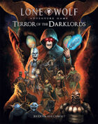Lone Wolf Adventure Game: Terror of the Darklords