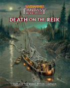 WFRP: Death on the Reik - Enemy Within Campaign Director's Cut Volume 2