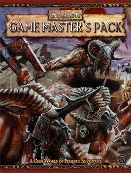 Image result for wfrp gm pack