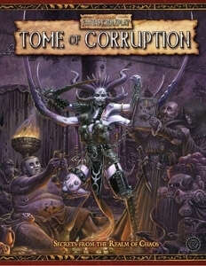 Image result for tome of corruption