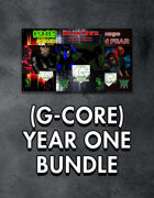 (G-Core) YEAR ONE: Guardian Universe III [BUNDLE]