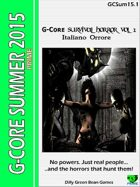 (G-Core) Italiano Orrore: Survival Horror Vol. 1