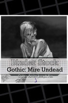 BinderStock - Horror - Mire Undead