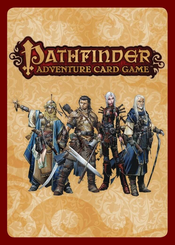 Pathfinder Adventure Card Game Complete Errata Set (RoR, 2nd printing)