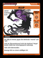 Allip - Custom Card