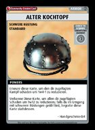 Alter Kochtopf - Custom Card