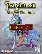 Ponyfinder - Heart of Diamonds Herolab Extension