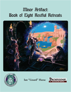Minor Artifact: Book of Eight Restful Retreats