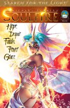 Soulfire: Search For The Light (Collected Edition)