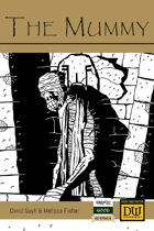 The Mummy - A Dungeon World Playbook