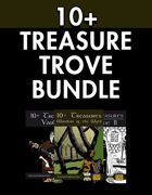 10+ Treasure Trove [BUNDLE]