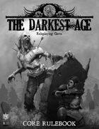 The Darkest Age - Character Sheets