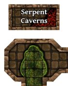 Serpent Caverns - AdventureCraft Dungeons
