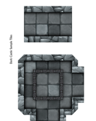 AdventureCraft Dungeon Tiles Preview Pack