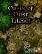 Oasis of Dust Tileset