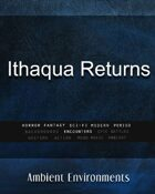 Ithaqua Returns   - from the RPG & TableTop Audio Experts