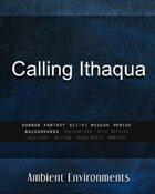 Calling Ithaqua - from the RPG & TableTop Audio Experts