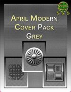 Knotty Works April Modern Cover Set Grey
